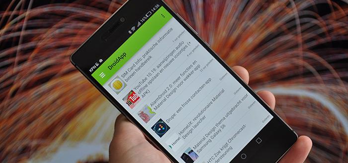 Huawei P8 ontvangt B170-update met handige nieuwe functies