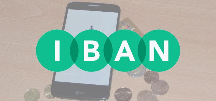Nederlandsche Bank brengt officiële IBAN-omreken app uit