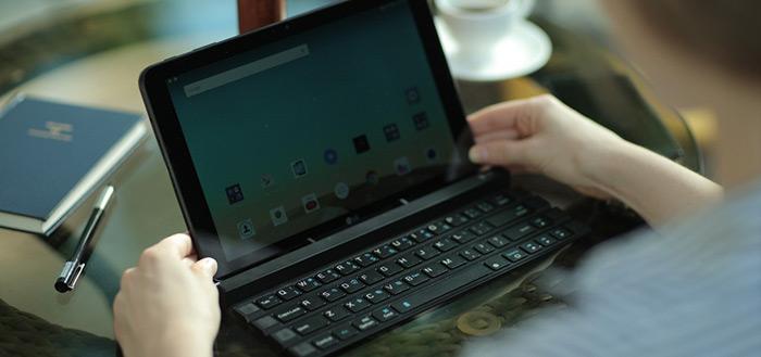 LG Rolly: volledig oprolbaar toetsenbord voor je smartphone en tablet