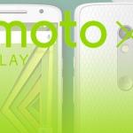 Motorola Moto X Play vanaf nu al in Nederland verkrijgbaar