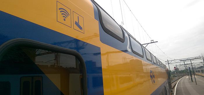 Intercity's NS voorzien van 4G WiFi