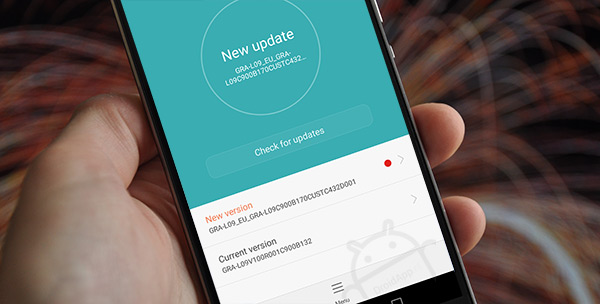 Huawei P8 B170 update