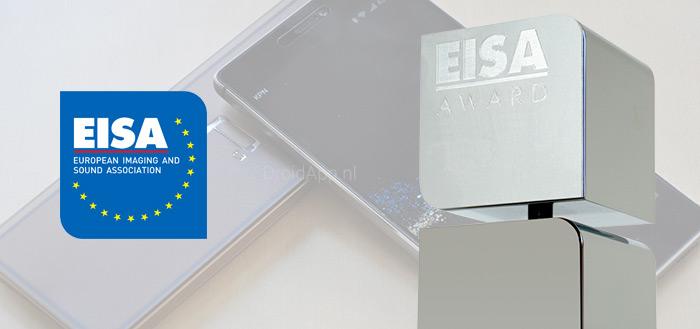 Huawei P8 wint EISA Award beste smartphone 2015-2016
