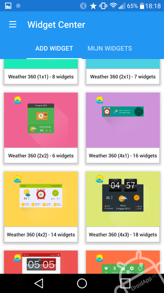 Weather 360