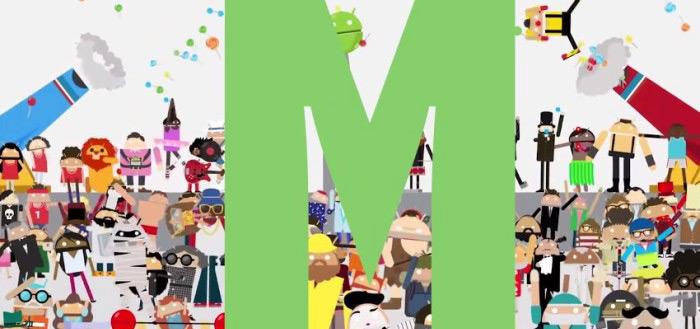 Android M teaser: wat wordt de nieuwe naam?