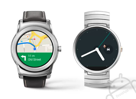Android Wear together