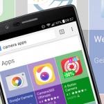 Google rolt nieuwe, strakke vormgeving uit voor zoeken naar apps