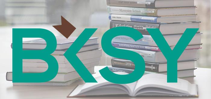 Bksy app laat je eigen boekenkast delen in sociale bibliotheek