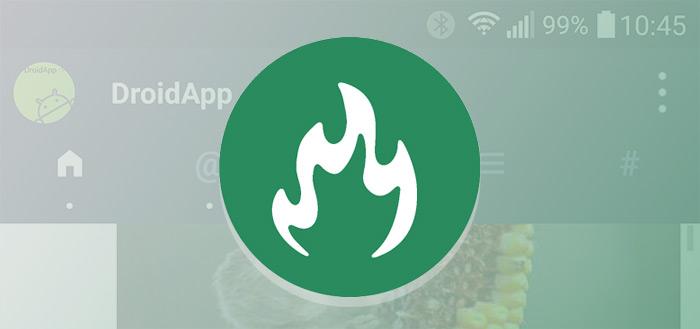 Blaze: een fijne Twitter-app met Material Design