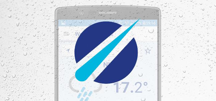 Buienradar update brengt ondersteuning voor Android Wear