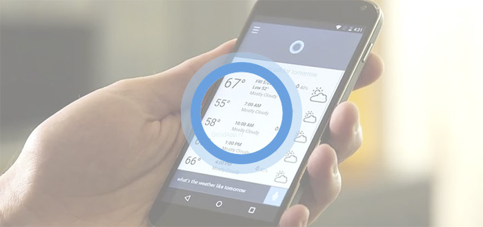 Openbare beta Microsoft Cortana officieel uitgebracht voor Android