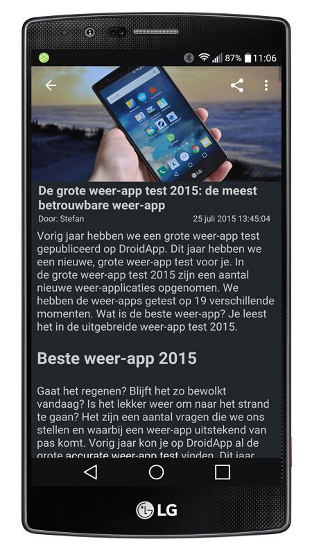 DroidApp App 1.1