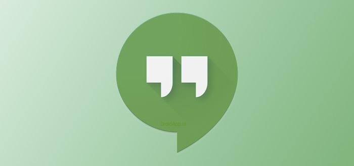 Hangouts: gasten krijgen toegang zonder Google-account