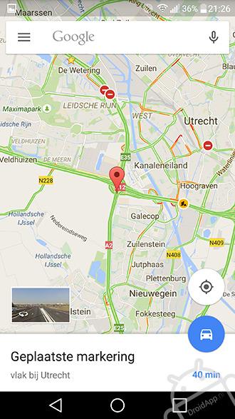 Google Maps 9.13