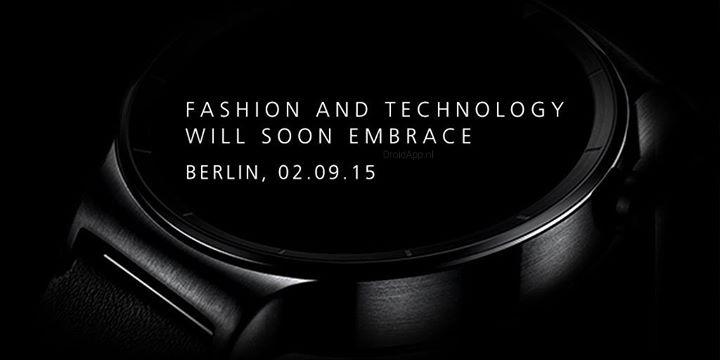 Huawei smartwatch IFA