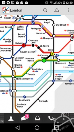 Tube Map London Underground