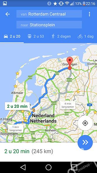 Google Maps 9.14