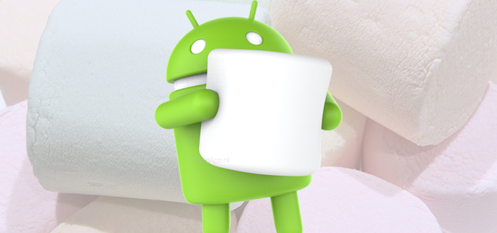 Android distributiecijfers maart 2016: Lollipop en Marshmallow in de lift