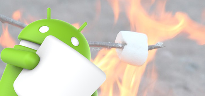 Android Marshmallow header