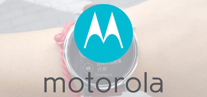 Moto 360 (2015): nieuwe foto's tonen vergelijking met huidige generatie
