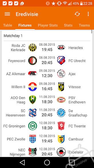 Nederland Eredivisie