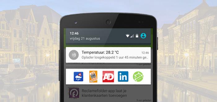 TUFFS Notification Shortcuts: apps starten vanuit je notificatiebalk (review)