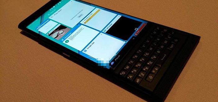 BlackBerry Venice: echte foto's opgedoken van toestel met toetsenbord