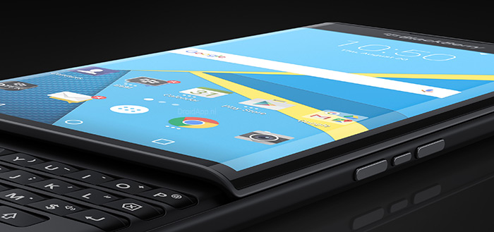 BlackBerry Priv: download de 5 strakke wallpapers