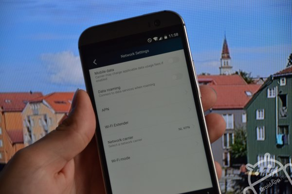 Huawei E5786 app instellingen