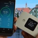 Review: Huawei E5786 mobiele hotspot