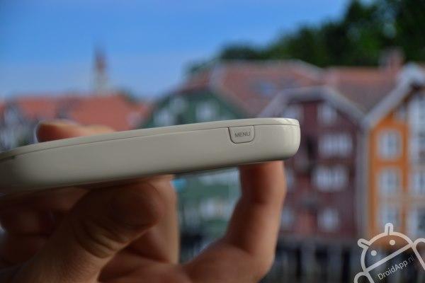 Huawei E5786 menu toets