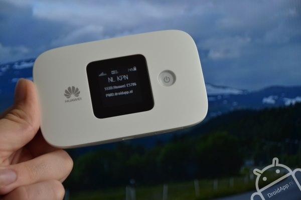 Huawei E5786 voorzijde