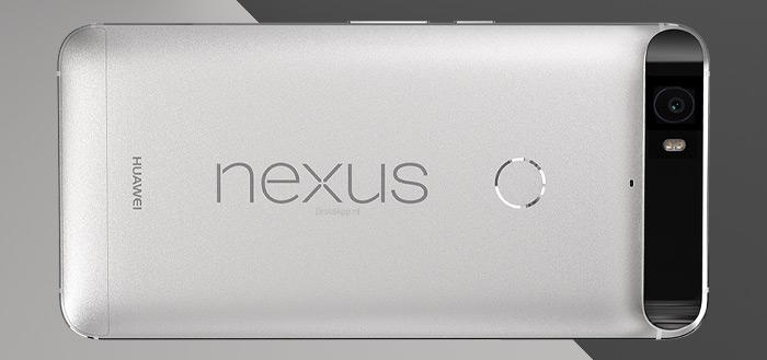 Prijs van Nexus 6P duikt onder de 600 euro