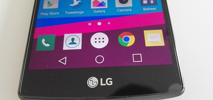 LG gaat gebruikers op de hoogte houden van veiligheidskwesties via Security Bulletin