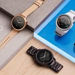 Moto 360 (2e generatie) krijgt update Android Wear 2.0