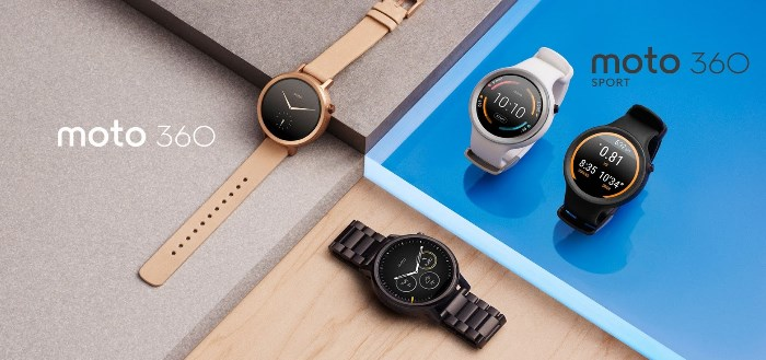 Moto 360: 2e generatie smartwatch aangekondigd