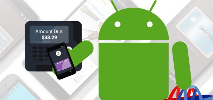 Android Pay: Google geeft definitief startschot nieuwe betaalmethode