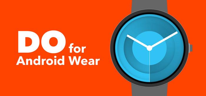 DO Button van IFTTT nu ook voor Android Wear