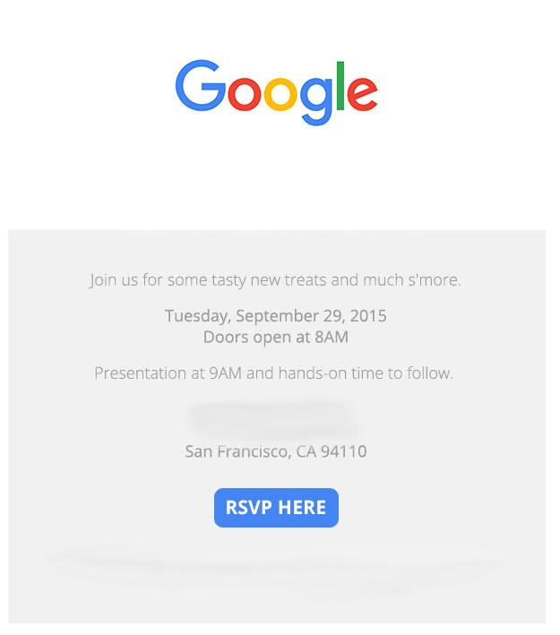 Google 29 september