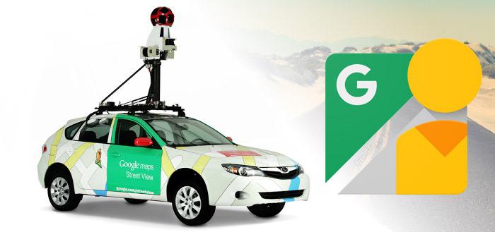 Google Street View krijgt handige markeringen bij nuttige plekken