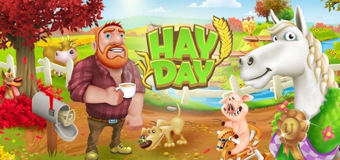 Hay Day brengt eerste 2020-update uit: nieuwe decoraties en machines