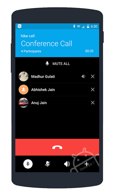 how to conference call on whatsapp