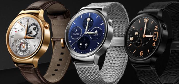 Huawei Watch vanaf 23 september in Nederland verkrijgbaar