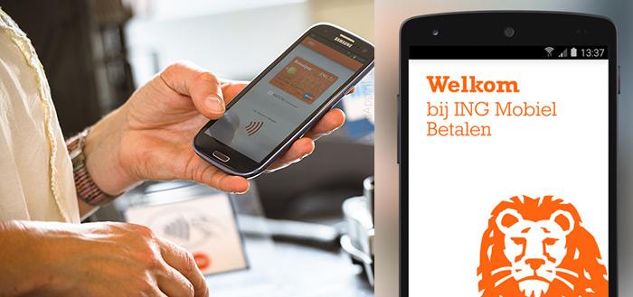 ING Mobiel Bankieren header
