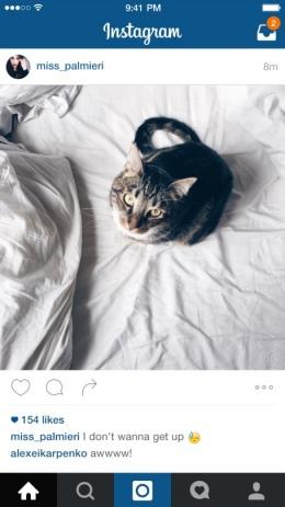 Instagram Pijl