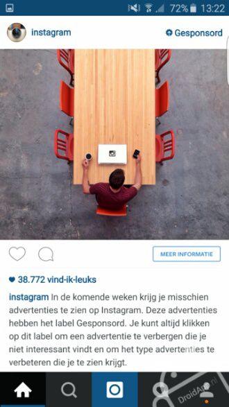 instagram-reclame