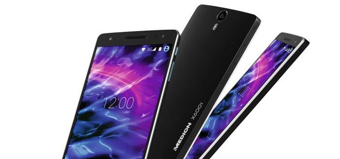 Medion Life X6001: krachtige smartphone met scherpe prijs per direct beschikbaar