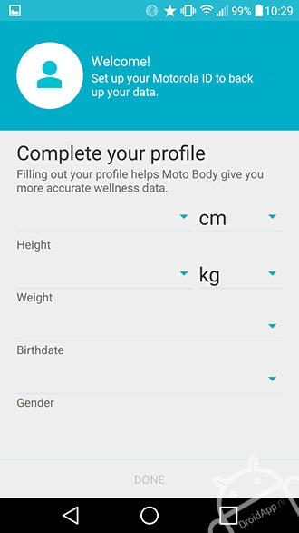 Moto Body