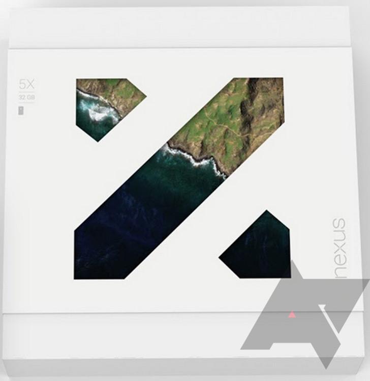 Nexus 5X pakket
