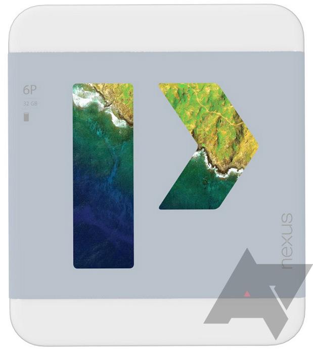 Nexus 6p pakket